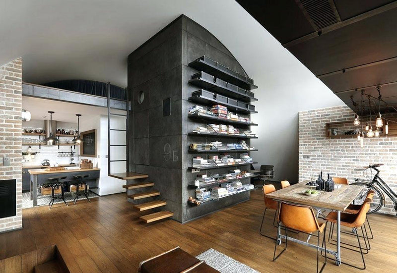 7 New York Industrial Style Lofts to WOW!