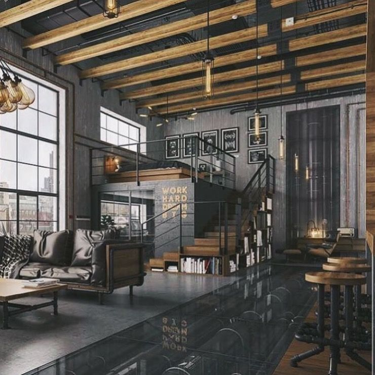 innovative industrial interior design bedroom ideas | 8 Super Trendy Industrial Decor Ideas | Blog | Vincent and ...