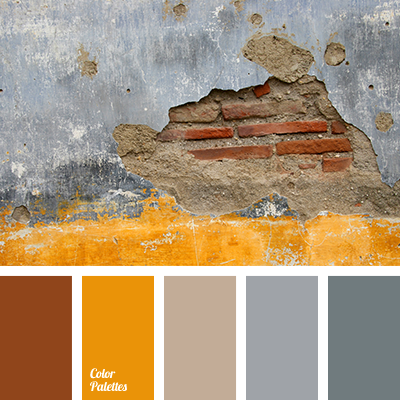 Industrial Colour Palette