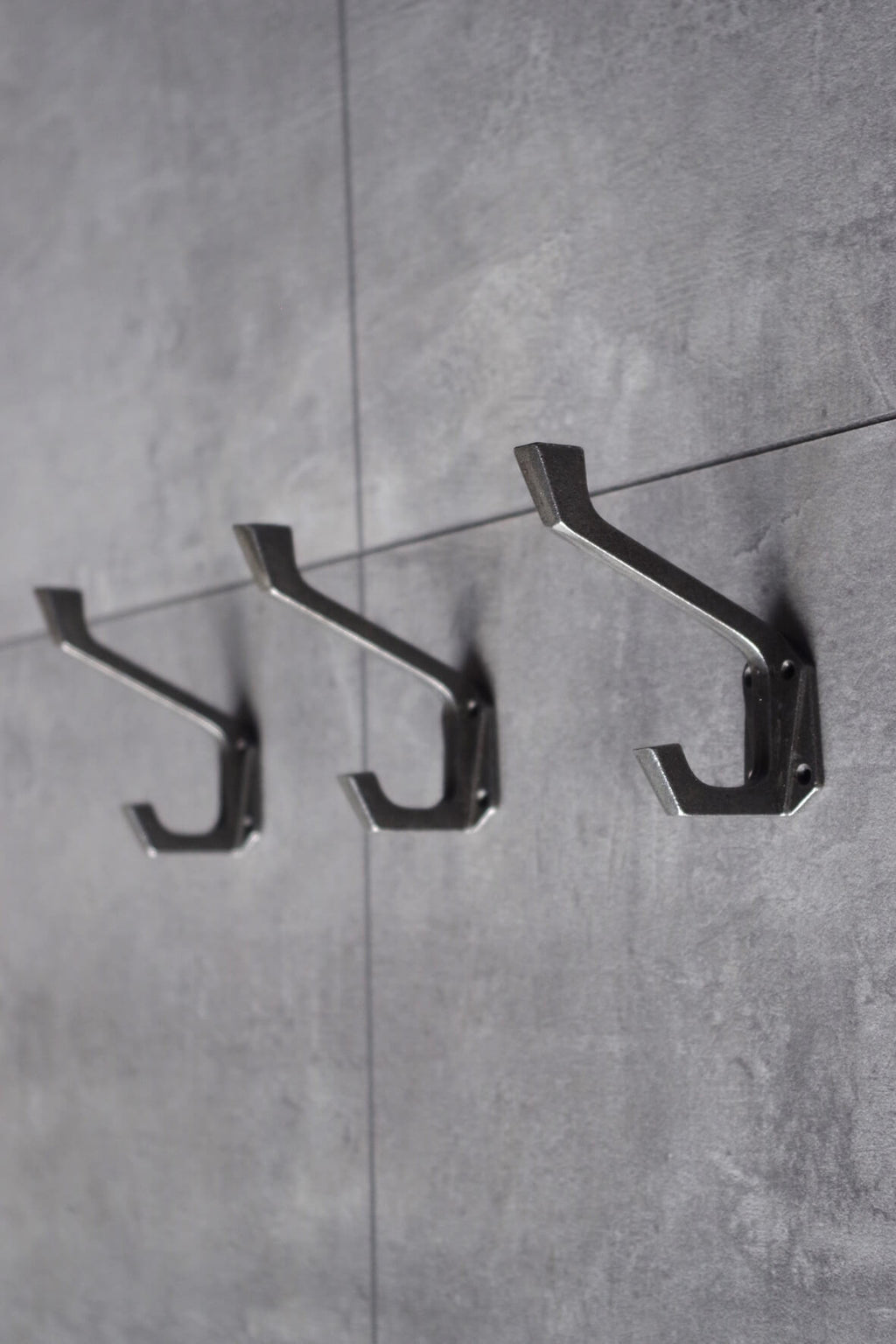 Deco Coat Hooks - Set of 3