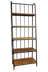 Industrial Ladder Shelf