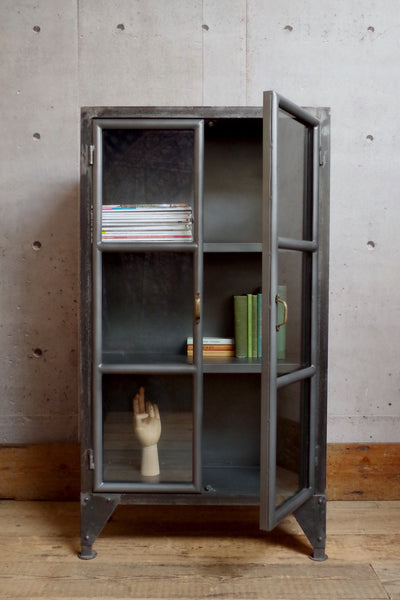 Low Industrial Display Cabinet