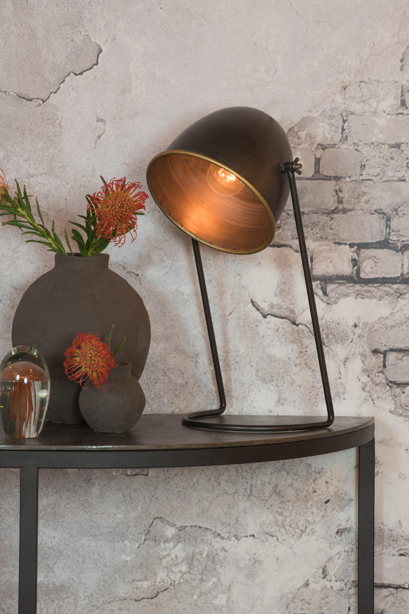 Max Table Lamp - Bronze