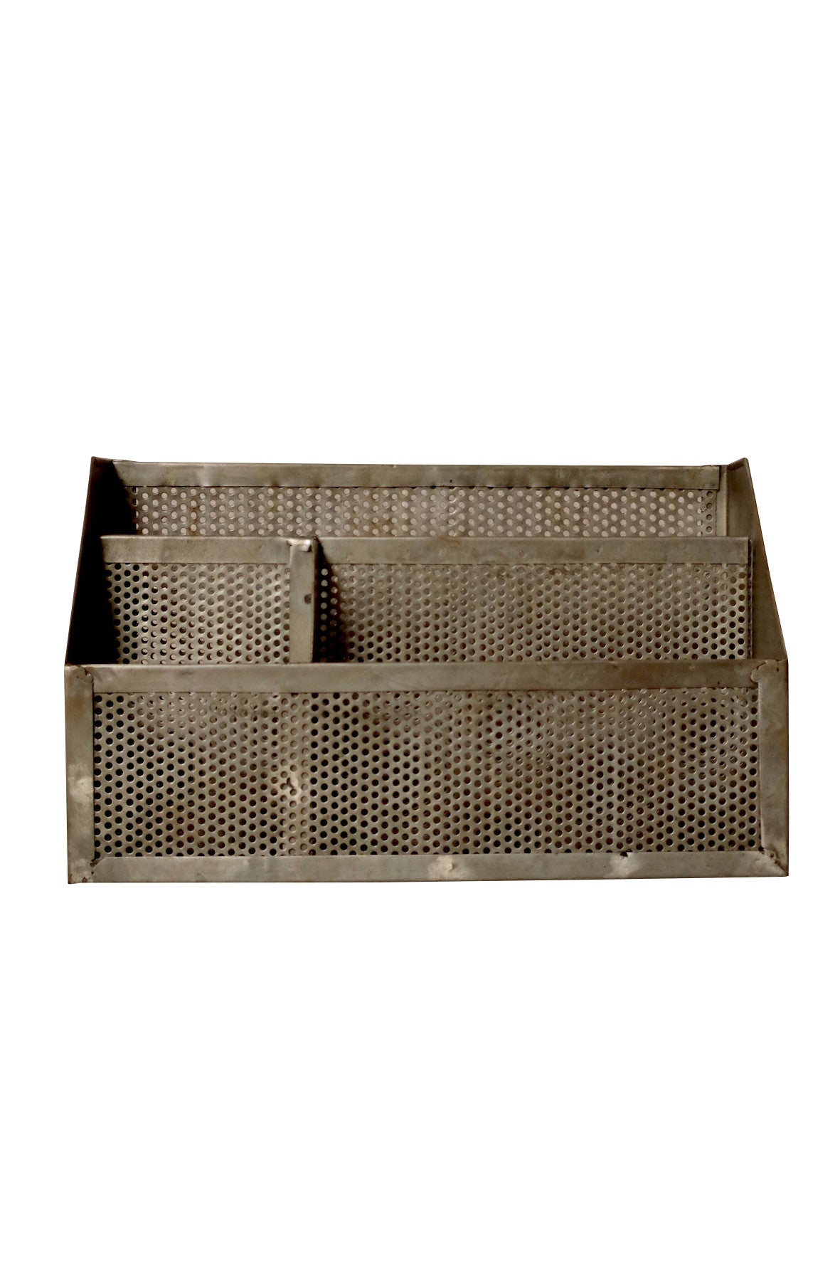 Perforated Desk Tidy