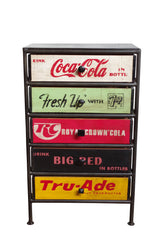 Soda Pop Drawers