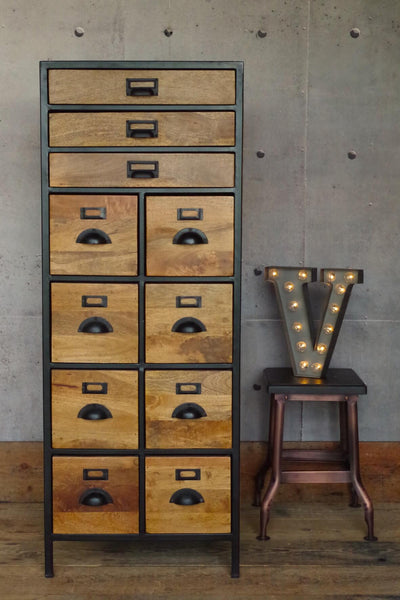 Valet Drawers