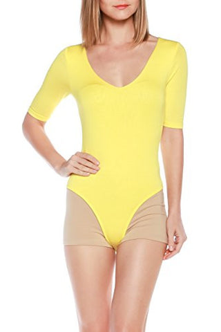 American Made Classic Leotard Bodysuits - Fashion Sense - 1