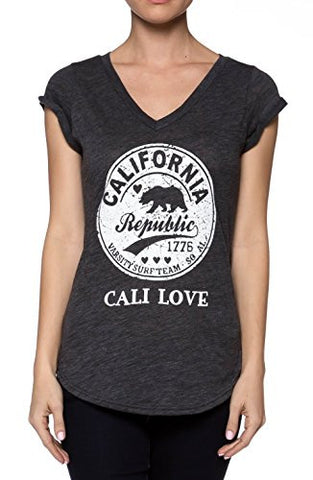 California Republic T-Shirts - Fashion Sense - 1
