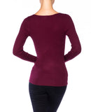 Rib Sweater - Fashion Sense - 6
