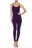 Sexy Form Fitting American Strapped Catsuit - Fashion Sense - 16