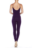 Sexy Form Fitting American Strapped Catsuit - Fashion Sense - 19