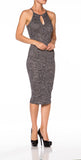 Bodycon Casual Sweater Dress - Fashion Sense - 2