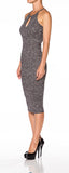Bodycon Casual Sweater Dress - Fashion Sense - 5