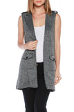 Knit Vest - Fashion Sense - 1