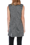 Knit Vest - Fashion Sense - 4