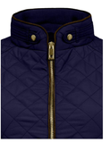 Quilted  Zip Jacket - Fashion Sense - 5