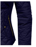 Quilted  Zip Jacket - Fashion Sense - 7