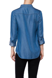 Tencel Denim shirt - Fashion Sense - 2