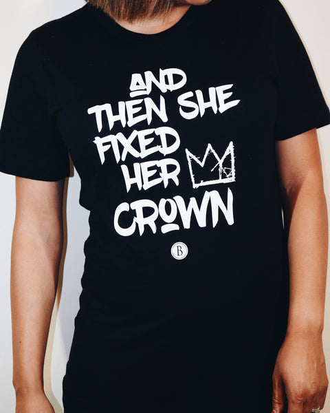 #FixYourCrown [Black]