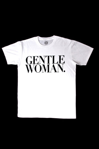 Gentlewoman Tee [Milk]