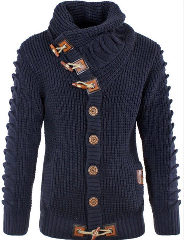 Fall Sweater Blue