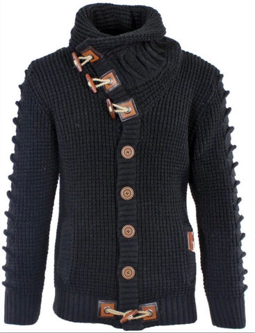 Fall Sweater Black