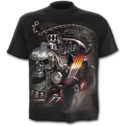 T SHIRT Death on Wheels - Size Medium