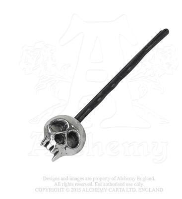 Alchemy Skully Hair Grip