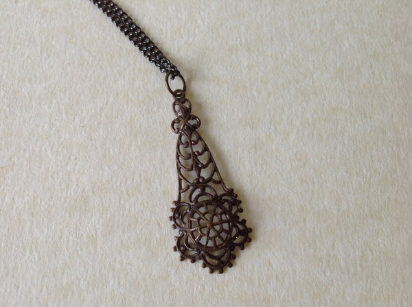 Steampunk Necklace Asstd