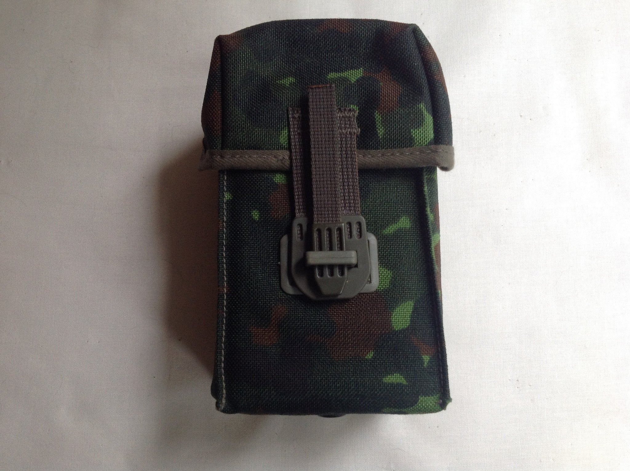 Duo Military Pouch - Flecktarn - ex issue