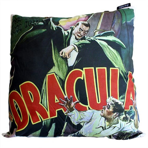 Cushion Cover - Dracula