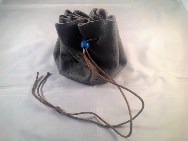 Leather Dice Bags