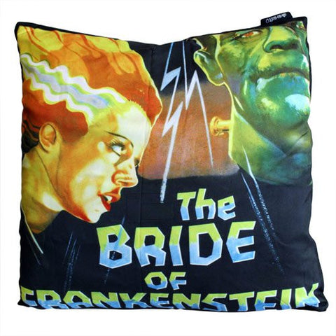 Cushion - Bride of Frankenstein Gothic Cinema