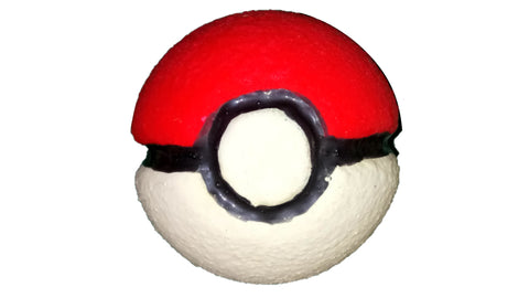 Pokemon Inspired Pokeball