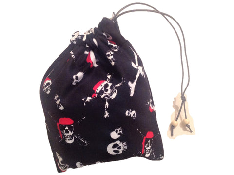 Pirate Dice Bags