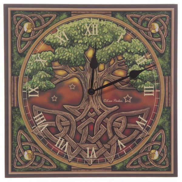 Clock - Tree of Life
