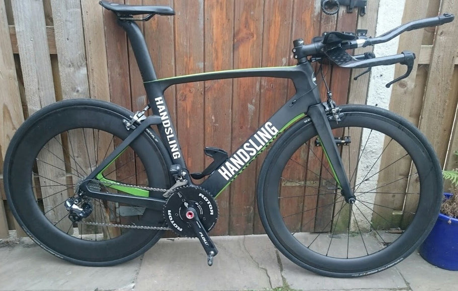 A1R0 as a Time Trial Bike