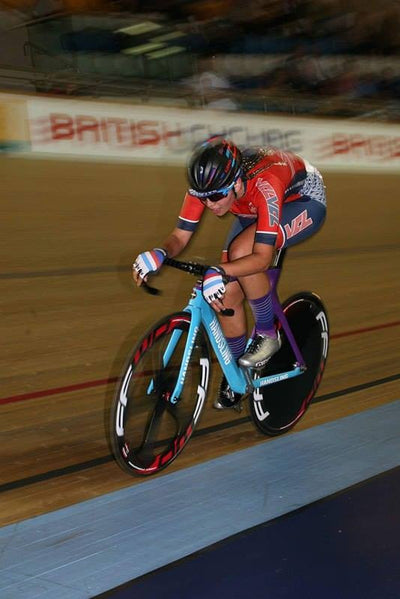 Handsling TR2 claims British National Junior Points Title