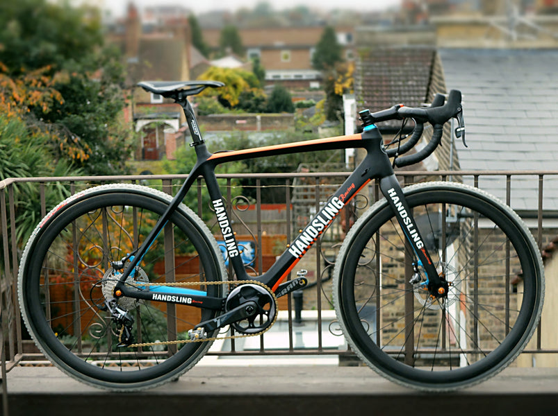 Review of the Handsling Bikes CXD on CycleTechReview.com
