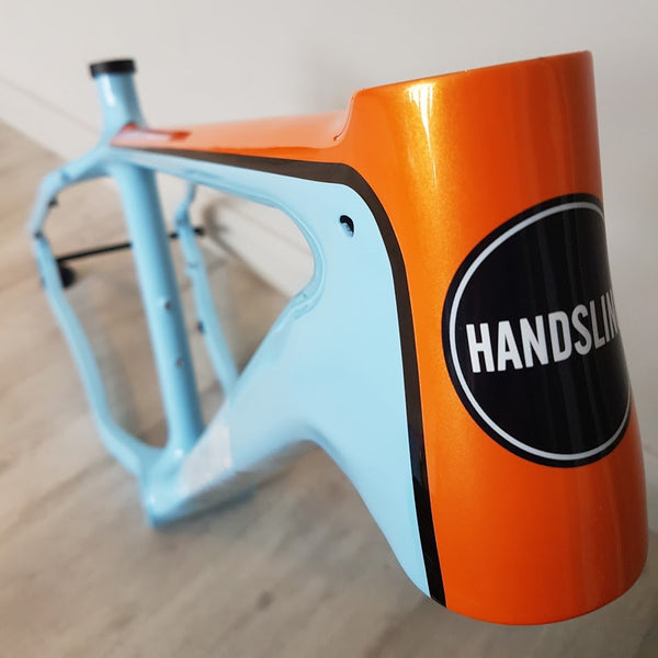 New Handsling HDL Fat Bike Frame