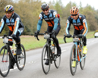 Wiggle Ups and Downs Sportive