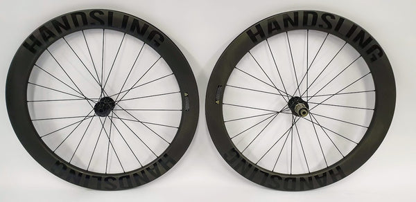 Handsling Tubeless Ready Wheels