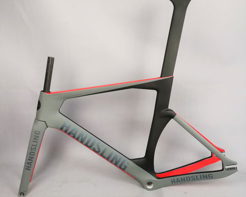 Handsling TR3evo custom painted UCI approved track frame