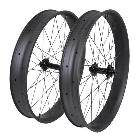 Handsling Carbon Fat Bike Wheels