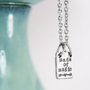 Made of Magic Necklace