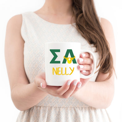 Sigma Alpha Sorority Mug