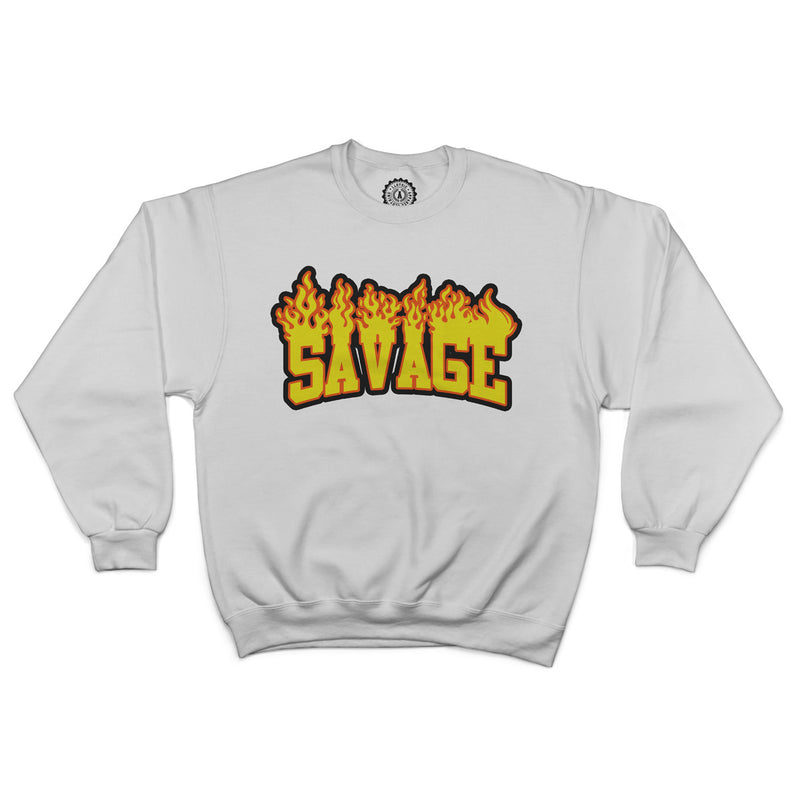 Unisex Savage Fire Sweatshirt