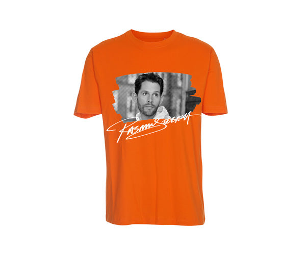 Orange T-shirt - Jul 2019 Kollektion