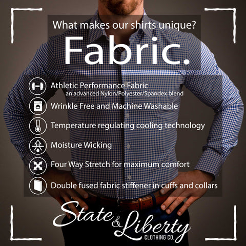 8c0ad4d8d4 What Makes Our Shirts Unique? - State and Liberty Clothing Company