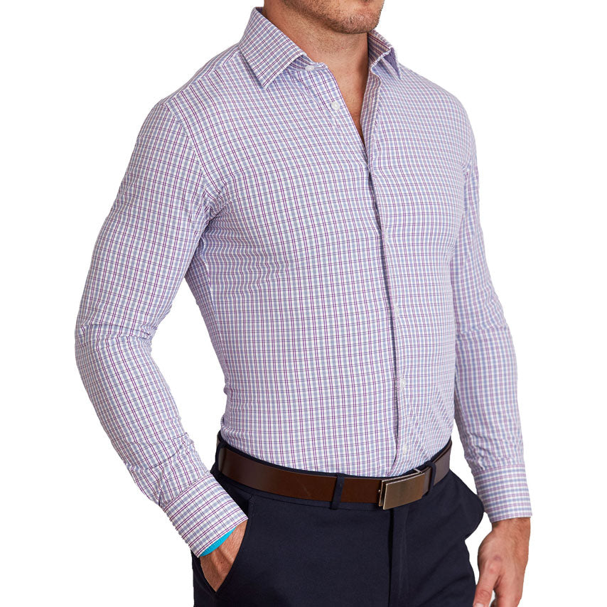 fa3c47ed9d5f Athletic Fit Dress Shirts Tagged